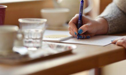 Osobní deník jako cesta seberozvoje