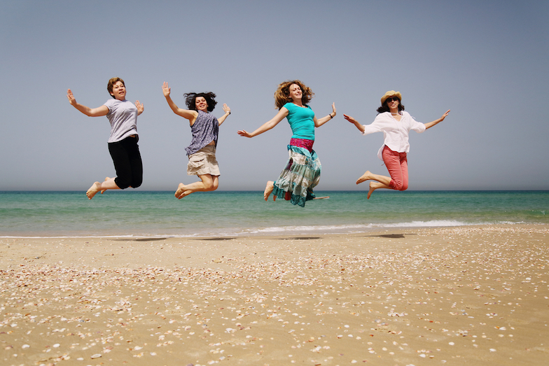 Jak si užít prázdniny – jako žena, máma i podnikatelka?